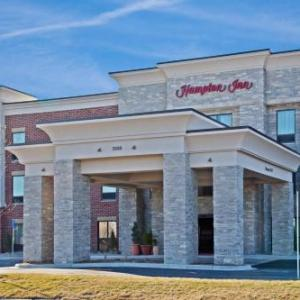 Hampton Inn Detroit North Auburn Hills