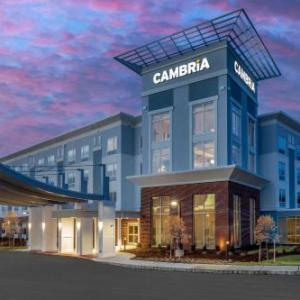 Hotels near Livingston Mall - Cambria Hotel West Orange