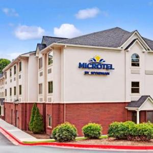 Hotels near MadLife Stage and Studios - Microtel Inn & Suites By Wyndham Woodstock/Atlanta North