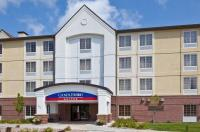 Map of the of Candlewood Suites Omaha Airport Area, Omaha, NE ... Candlewood Suites Locations Map on