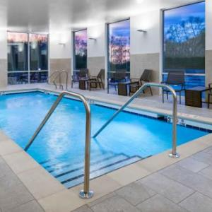 Hotels near Grand Park Westfield - SpringHill Suites by Marriott Indianapolis Westfield