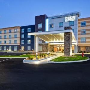 Fairfield Inn & Suites by Marriott Plymouth