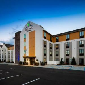 Hotels near Travis County Exposition Center - Uptown Suites Extended Stay Austin TX - North