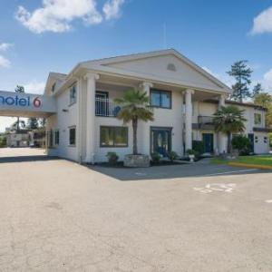 Motel 6 Victoria Airport - Saanichton BC
