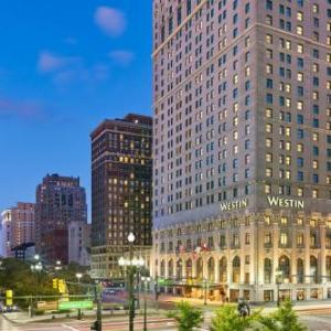 Joe Louis Arena Hotels - The Westin Book Cadillac Detroit