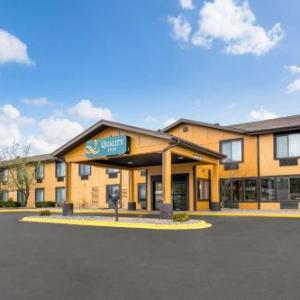 Hotels near Berry Events Center Marquette - Quality Inn