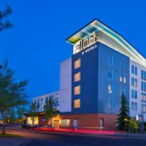 Aloft Portland Airport Hotel At Cascade Station OR, 97220