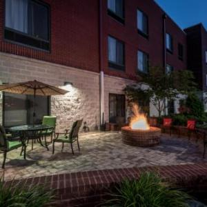 Springhill Suites By Marriott Statesboro University Area