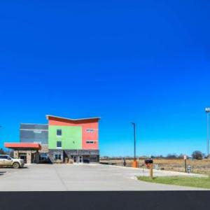 Hotels near Choctaw Grand Theater Durant - Hy-Lo Hotel