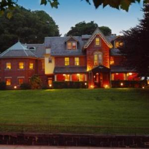 Lehigh University Hotels - The Sayre Mansion