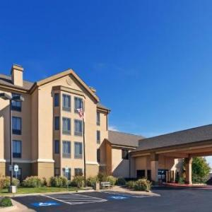 Hotels near Mabee Center - Hampton Inn And Suites Tulsa-Woodland Hills