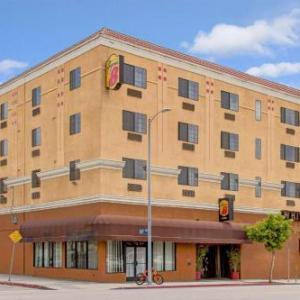 Super 8 Motel - Hollywood/Los Angeles Area