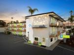 San Diego California Hotels - Red Roof Inn San Diego - Pacific Beach/Seaworld Area
