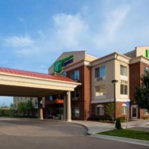 Holiday Inn Express Hotel & Suites Detroit - Farmington Hills