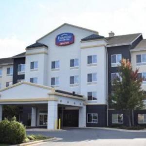 Fairfield Inn & Suites By Marriott Strasburg Shenandoah Valley