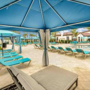 Resort 6BR Villa/Amenities/Private Pool&Spa/Near Disney Sea World Universal (8908)