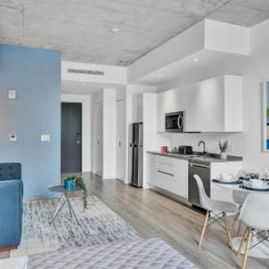 Modern Studio Miami Design District #208