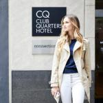 Club Quarters Hotel in San Francisco