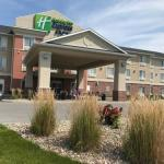 Holiday Inn Express Hotel & Suites Council Bluffs -Convention Center Area