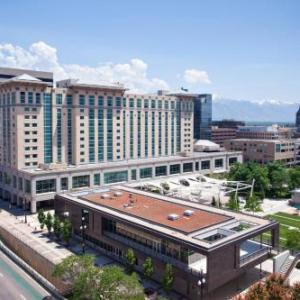 Kingsbury Hall Hotels - Salt Lake City Marriott City Center