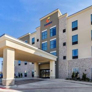 Comfort Suites San Antonio Ft. Sam Houston/SAMMC Area