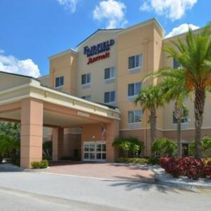 Fairfield Inn & Suites Fort Pierce