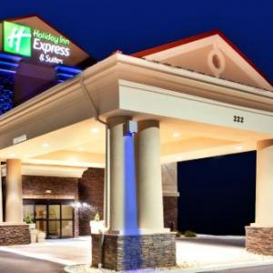 Hotels near State Fair of West Virginia - Holiday Inn Express Hotel & Suites Lewisburg