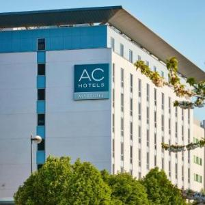 Hotels near AJ Bell Stadium - AC Hotel by Marriott Manchester Salford Quays