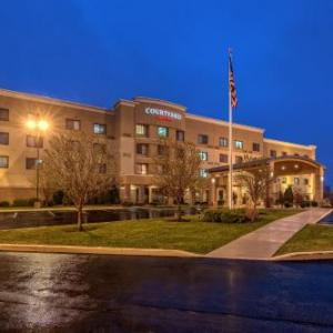 Allen County Fairgrounds Lima Hotels - Courtyard By Marriott Lima
