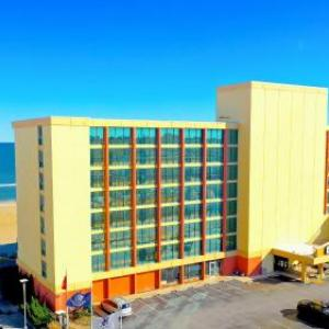 Hotels near Virginia Museum of Contemporary Art - Days Inn Virginia Beach Oceanfront
