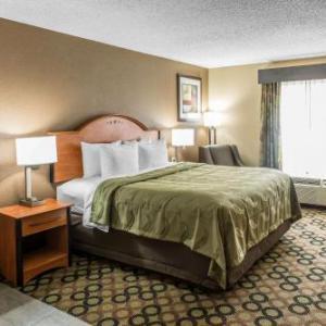 Quality Inn & Suites Columbus West