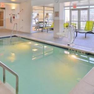 Springhill Suites Detroit Metro Airport Romulus MI, 48174
