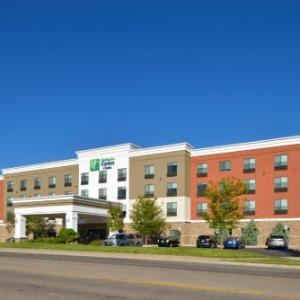 Hotels near Bands in the Backyard - Holiday Inn Express Hotel & Suites Pueblo North