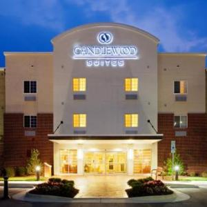 Hotels near Rocky Mount Fairgrounds - Candlewood Suites Rocky Mount
