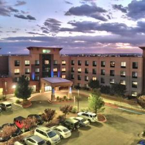 Legacy Church Albuquerque Hotels - Holiday Inn Express Hotel & Suites Albuquerque Historic Old Town