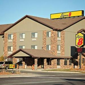 Hotels near The District Sioux Falls - Super 8 By Wyndham Sioux Falls/41st Street