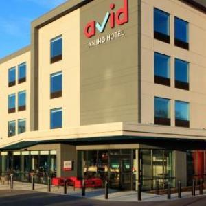 avid hotels - Boston Logan Airport - Revere an IHG Hotel