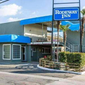 Kings Fair Hotels - Rodeway Inn Hanford