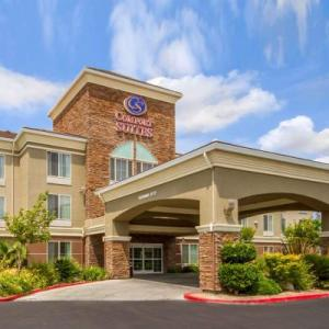 Hotels near Turlock Community Theatre - Comfort Suites Turlock