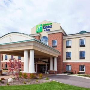 Hotels near Howell Opera House - Holiday Inn Express Hotel & Suites Howell