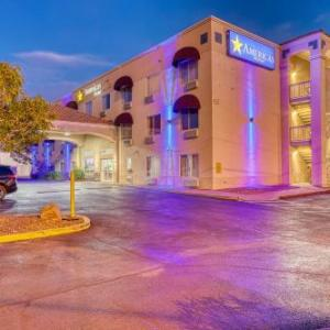 El Paso County Coliseum Hotels - Americas Best Value Inn - Medical Center/Airport