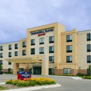 Springhill Suites By Marriott Detroit Auburn Hills