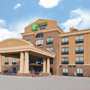 Holiday Inn Express Jackson/Pearl Intl Airport MS, 39208