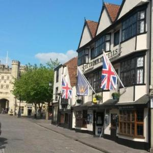 The Crown at Wells Somerset