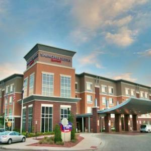 Hotels near Sangre de Cristo Arts and Conference Center - Springhill Suites Pueblo Downtown