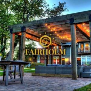 Eastlink Centre Charlottetown Hotels - Fairholm Boutique Inns
