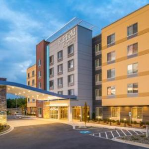 Fairfield Inn & Suites by Marriott Wenatchee