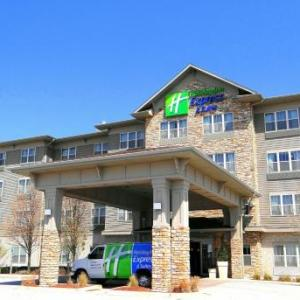 Hotels near Alexian Field - Holiday Inn Express Hotel & Suites Chicago West Roselle