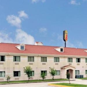 Lone Star Convention Center Hotels - Super 8 by Wyndham Conroe