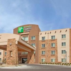 Onate High School Hotels - Holiday Inn Express Las Cruces North